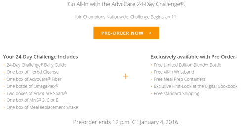 Advocare Independent Distributor Amy Cuthbertson Advocare